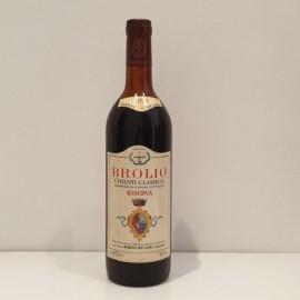BAROLO SERAFINO 1958 0.75